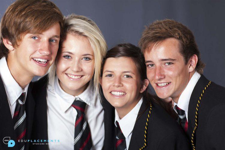Scuola superiore in Inghilterra